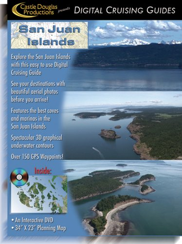San Juan Islands, Digital Cruising Guide