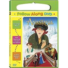 Anastasia (Follow-Along Edition)