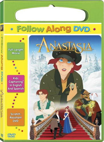 Anastasia (Follow-Along Edition)