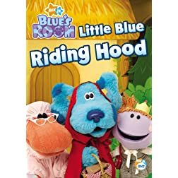Blue's Clues - Blue's Room - Little Blue Riding Hood