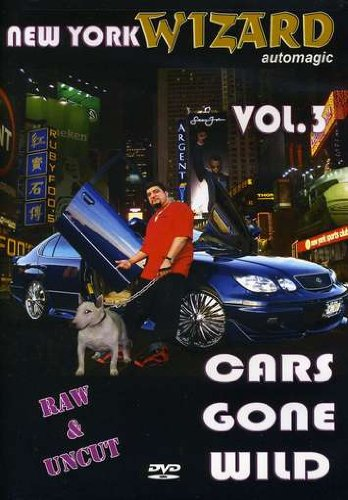 Cars Gone Wild Vol. 3