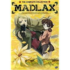 Madlax: Complete Collection