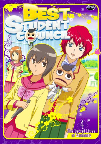 Best Student Council, Vol. 4: The Secret Lives of Students
