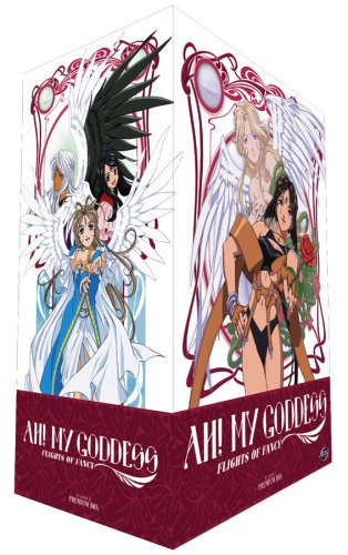 Ah! My Goddess Season 2, Vol. 2: I Only Want to Be with You