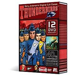Thunderbirds 40th Anniversary Collector's Edition Megaset