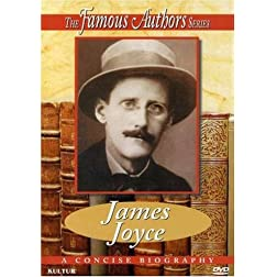 The Famous Authors: James Joyce