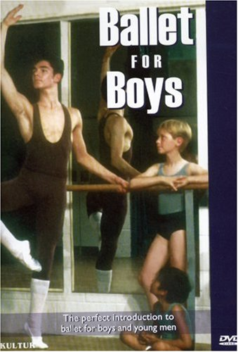 Ballet for Boys with Richard Glasstone