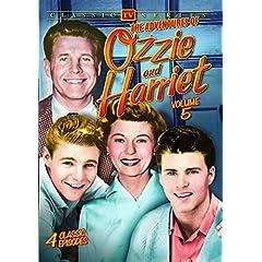 Adventures Of Ozzie & Harriet, The - Volume 5