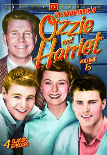 Adventures Of Ozzie & Harriet, The - Volume 5