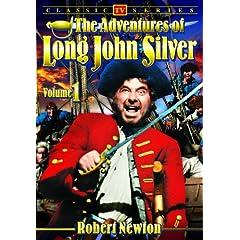 The Adventures of Long John Silver - Volume 1