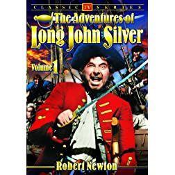 The Adventures of Long John Silver - Volume 1