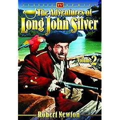 The Adventures Of Long John Silver, Volume 2