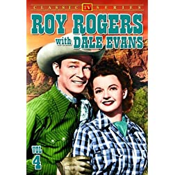 Roy Rogers With Dale Evans - Volume 4