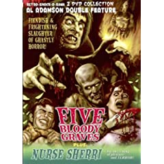 Five Bloody Graves/Nurse Sherri