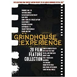 The Grindhouse Experience 20 Film Set