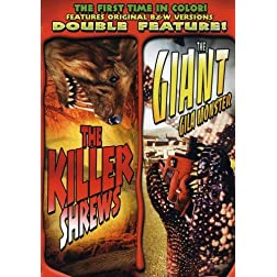 The Killer Shrews/The Giant Gila Monster