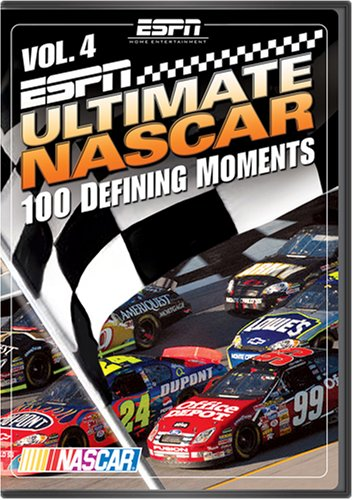 ESPN Ultimate NASCAR, Vol. 4: Defining Moments