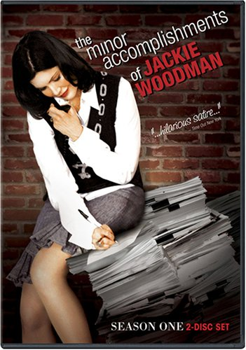 The Minor Accomplishments of Jackie Woodman