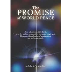 The Promise of World Peace