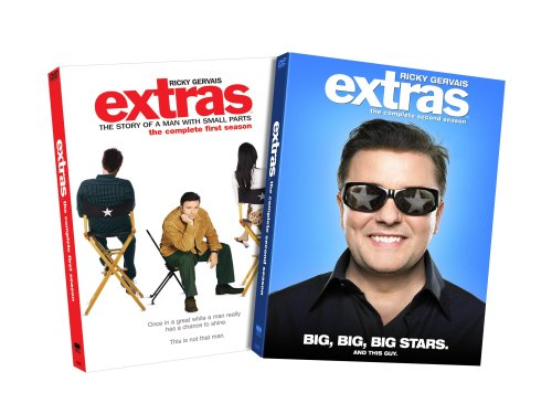 Extras - The Complete First Two Seasons
