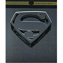 Superman Ultimate Collector's Edition (Superman - The Movie / Superman II / Superman II - The Richard Donner Cut / Superman III / Superman IV - The Quest ... Superman Returns)  (2007 Corrected Edition)