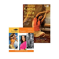 Dance of the Kama Sutra with Hemalayaa (+ Free Workout Sampler DVD)