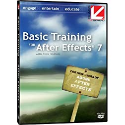 Class on Demand Basic Training for Adobe After Effects 7 Training Tutorial DVD