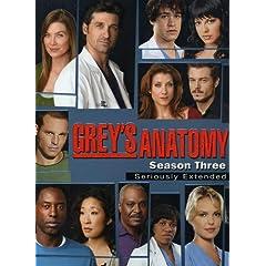 Grey's Anatomy - The Complete Third Season