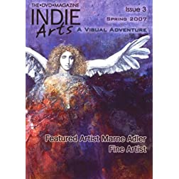 INDIE ARTS:  The DVD Magazine - Issue 3