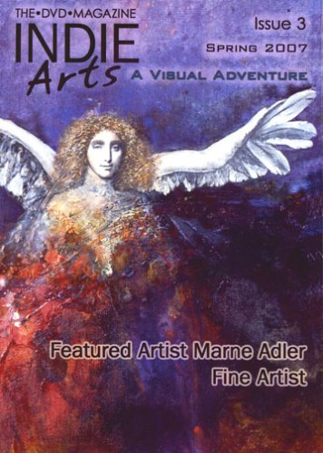 INDIE ARTS:  The DVD Magazine - Issue 3