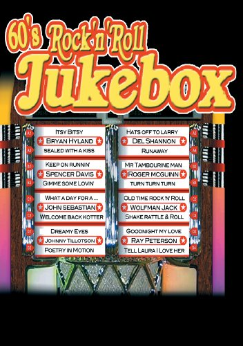 60's Rock and Roll Jukebox