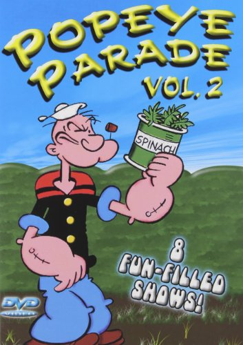 Popeye Parade Vol. II