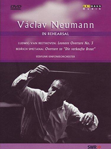 Beethoven/Smetana: Vaclav Neumann in Rehearsal