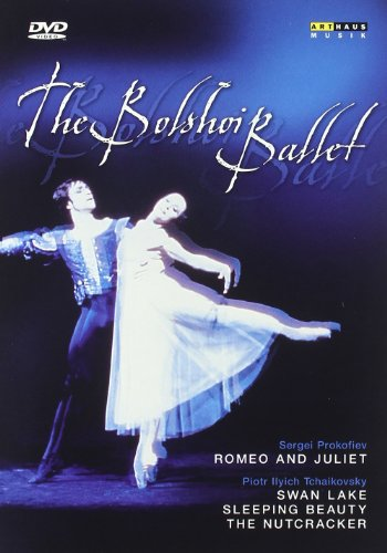 The Bolshoi Ballet: Romeo and Juliet, The Nutcracker, Swan Lake, Sleeping Beauty