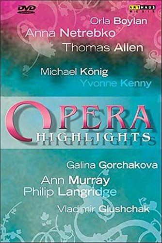 Opera Highlights Vol. II - Ariodante, Billy Budd, The Fiery Angel, Xerxes, Peter Grimes, Cunning Little Vixen, Giulio Cesare, Eugene Onegin, Ruslan and Lyudmlla
