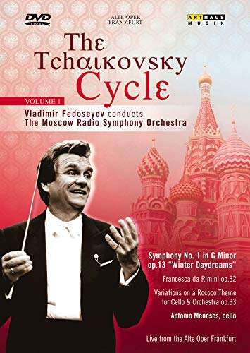 The Tchaikovsky Cycle, Vol. 1