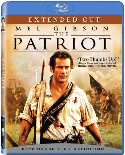 The Patriot (Extended Cut) [Blu-ray]