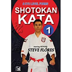 Shotokan Karate Kata: Kyu Level Forms