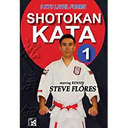 Shotokan Karate Kata: Kyu Level Forms