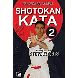 Shotokan Karate Kata Volume 2: Black Belt Forms