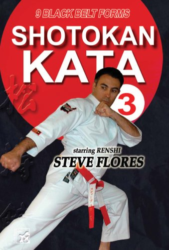 Shotokan Karate Kata, Vol. 3: Black Belt Forms