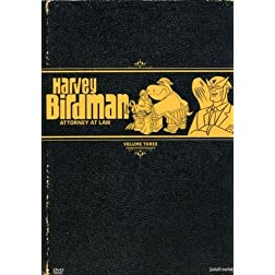 Harvey Birdman, Attorney at Law, Vol. 3