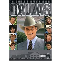 Dallas - The Complete Seventh Season