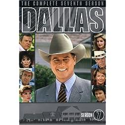 Dallas - The Complete Seventh Season