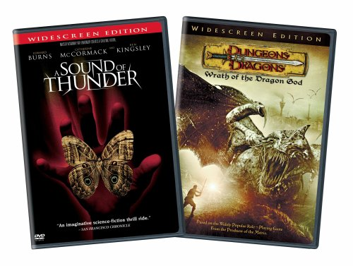 A Sound of Thunder/Dungeons and Dragons: Wrath of the Dragon God