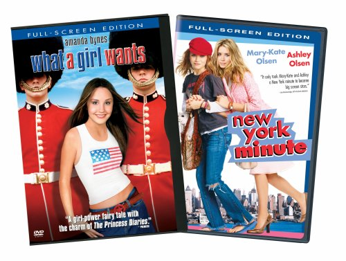 What a Girl Wants/New York Minute