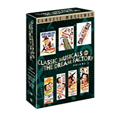 Classic Musicals from the Dream Factory, Vol. 2 (The Pirate / Words and Music / That's Dancing / The Belle of New York & Royal Wedding / That Midnight Kiss & The Toast of New Orleans)