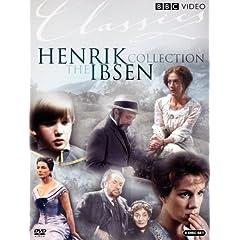 Henrik Ibsen Collection (Hedda Gabbler / Ghosts / Little Eyolf / The Wild Duck / The Master Builder)