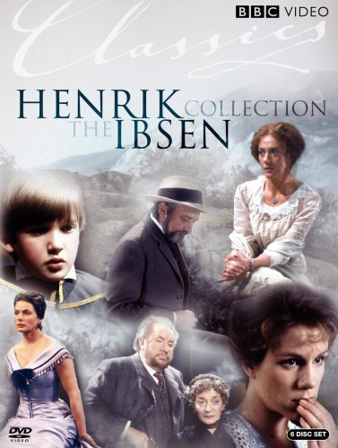 Henrik Ibsen Collection (Hedda Gabbler / Ghosts / Little Eyolf / The Wild Duck / The Master Builder)