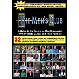 The Prostate Cancer Men's Club